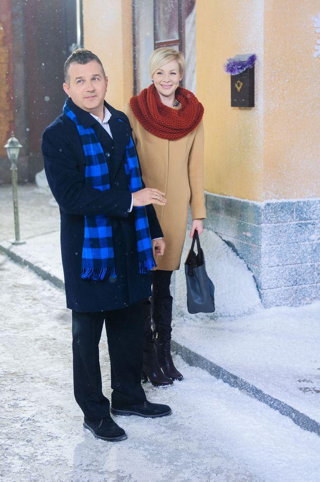 Юрий Горбунов и его жена Марина Леончук фото