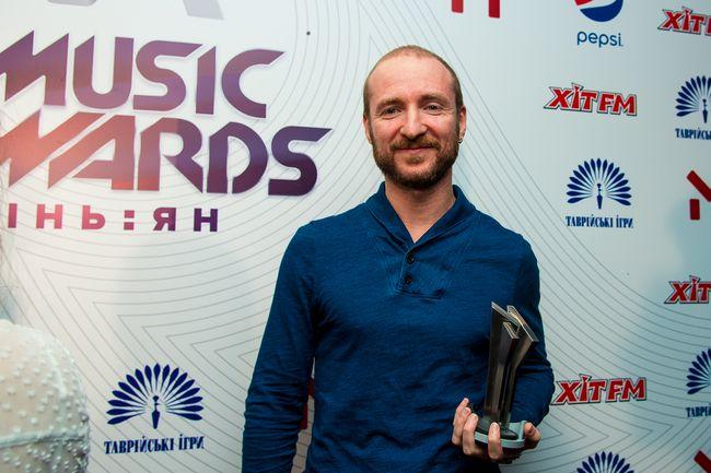 Джамала, Монатик, Потап и Настя: стали известны первые победители музыкальной премии M1 Music Awards