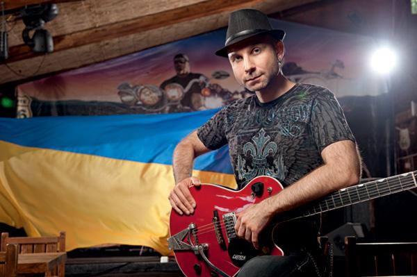 Вадим Красноокий, фронтмен Mad Heads