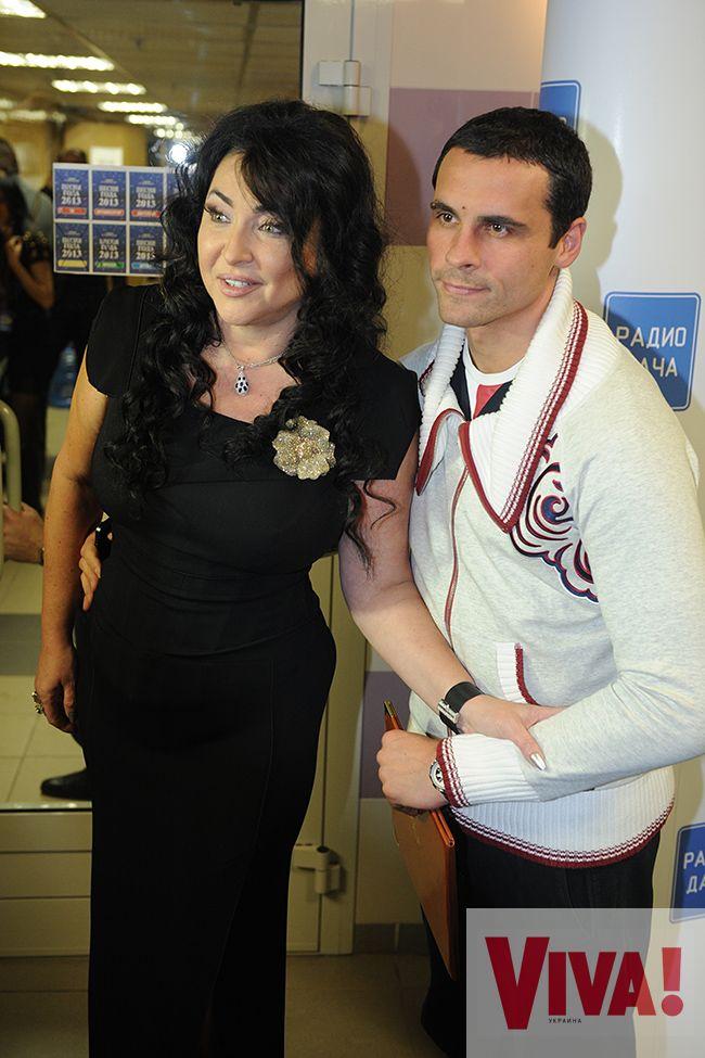 лолита с мужем фото