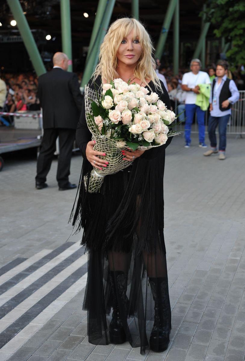 Ирина Билык блистает в Юрмале