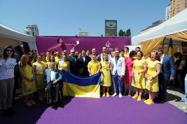 Андре Тан станет дизайнером патриотической формы для украинских олимпийцев