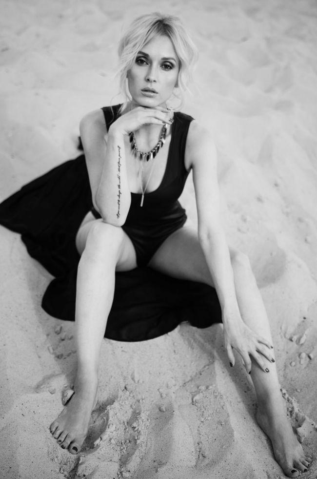 Аида Николайчук снялась в сексуальнлй фотосессии