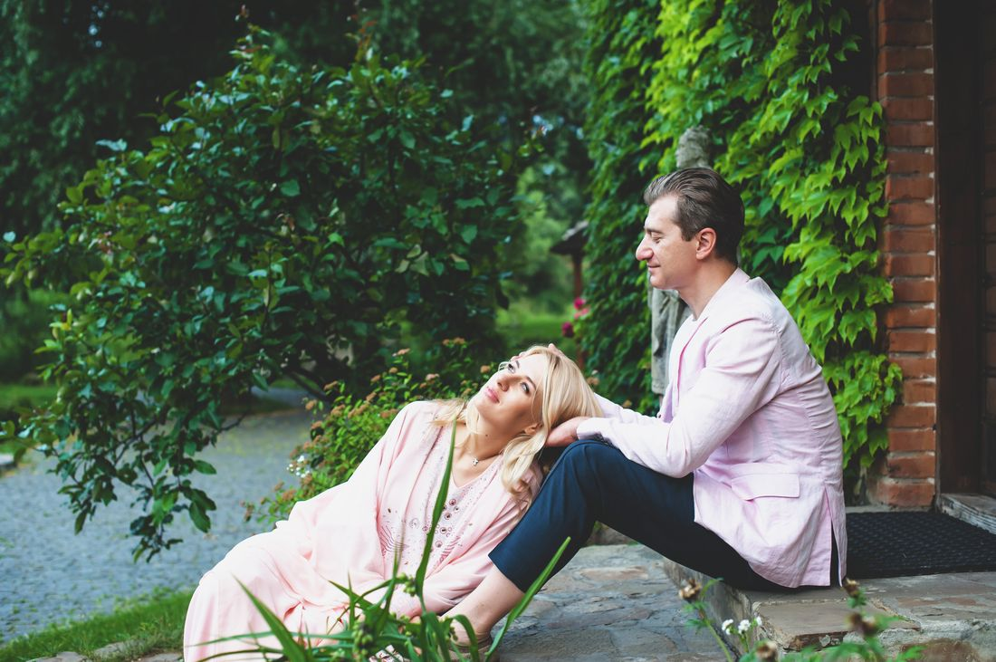Вдвоем в замке: Ольга Горбачева и Юрий Никитин отметили годовщину свадьбы