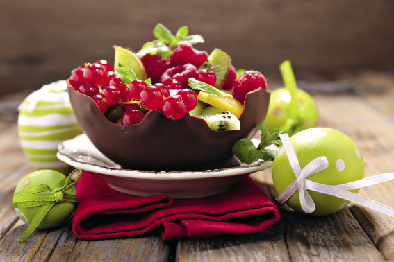 Ягодный десерт: рецепт от Марички Падалко