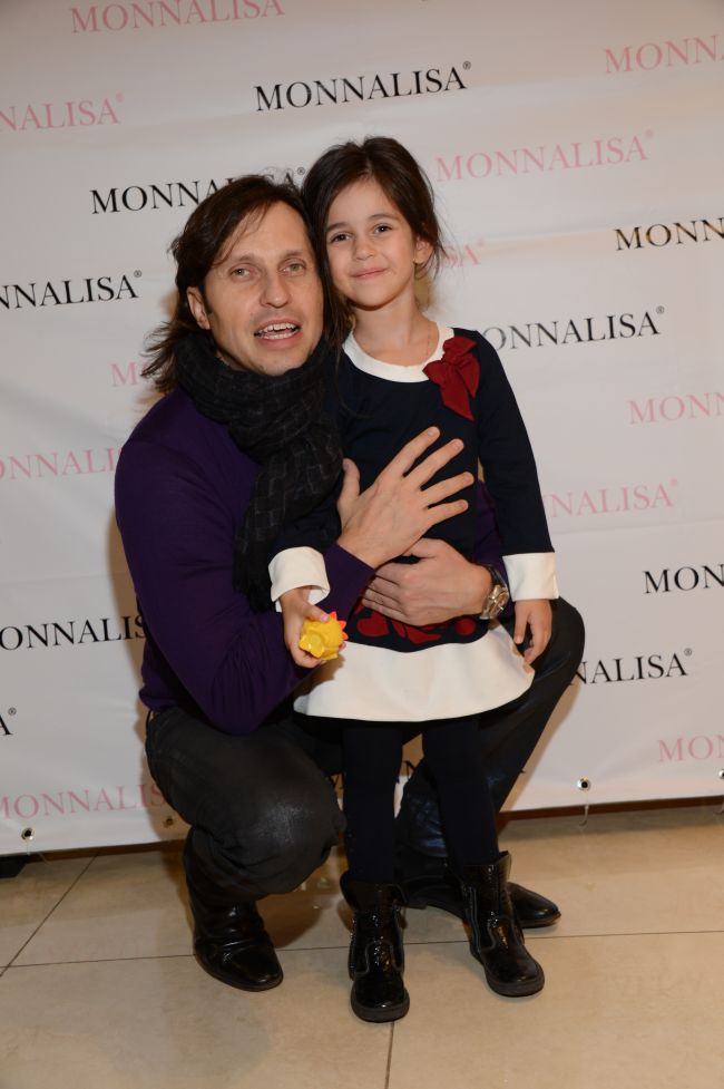 Александр Ревва с дочерью фото