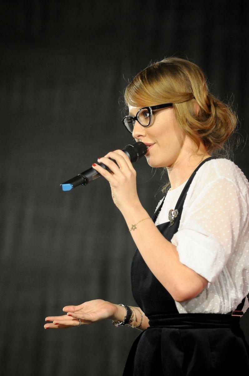 Ксения Собчак беременна 2013