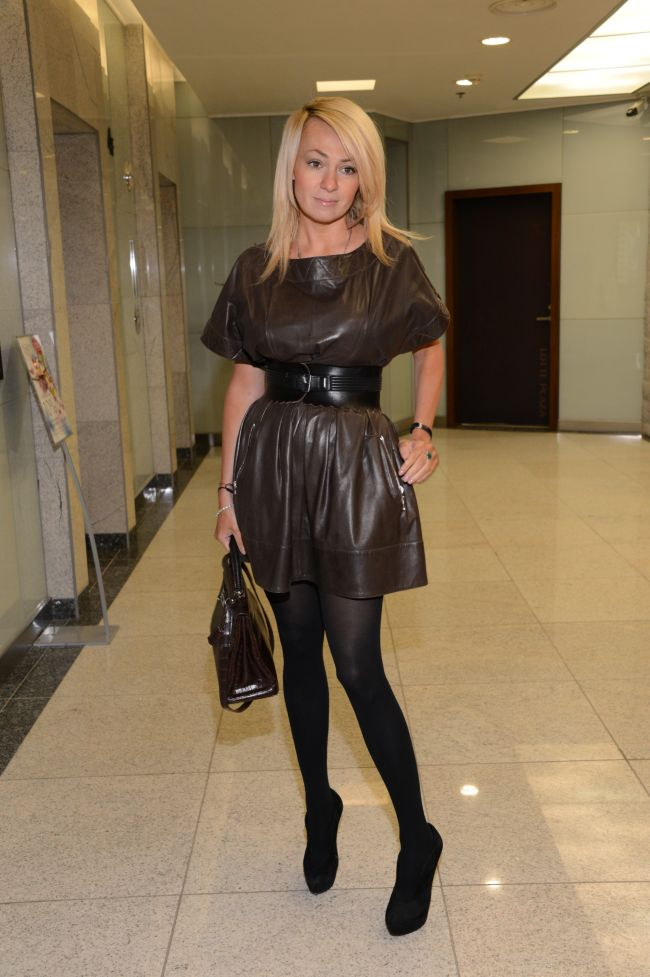 Яна Рудковская фото после родов 2013