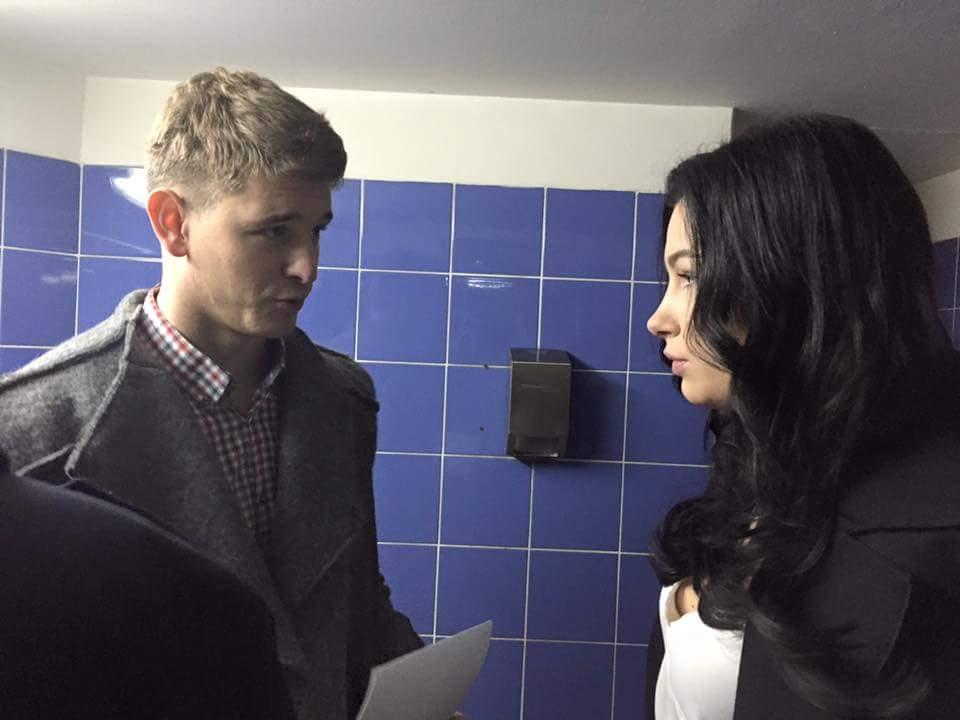 Анастасия Приходько в новом клипе