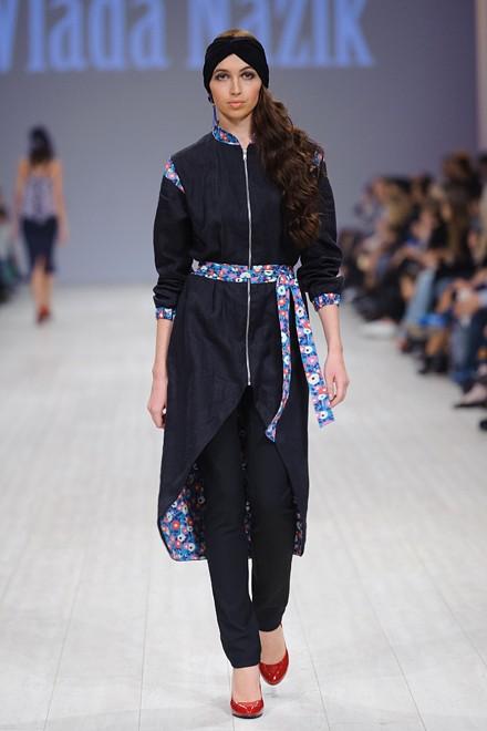 """Украинский дизайнер Vlada Nazik представила новую коллекцию """"BE WOMAN"""""""