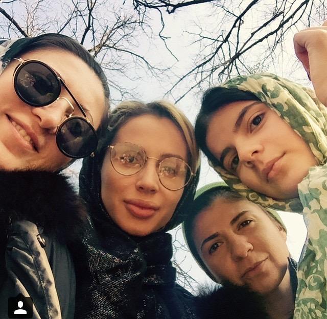Светлана Лобода отметила Пасху с семьей
