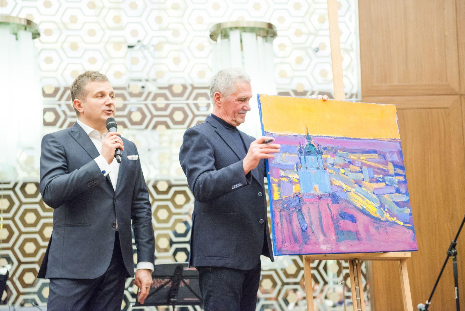 Юрий Горбунов и Анатолий Криволап
