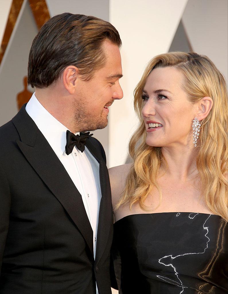 Роман всех времен: Кейт Уинслет высказалась об отношениях с Леонардо ДиКаприо