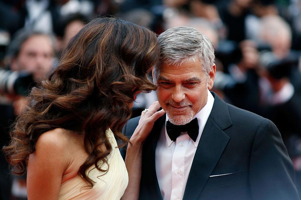 Жена Джорджа Клуни Амаль родила двойню