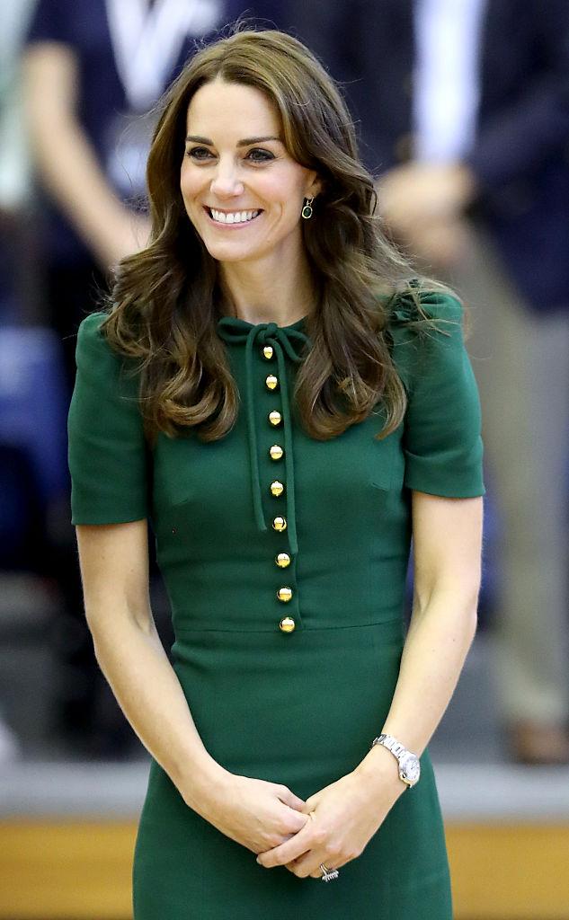 Дизайнеры Dolce & Gabbana создали платье в честь Кейт Миддлтон