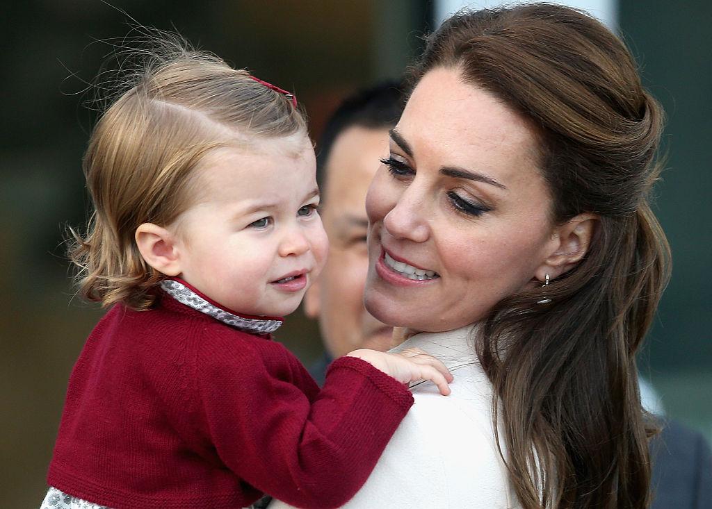 Кейт Миддлтон рассказала, как принцесса Шарлотта отпраздновала свой второй день рождения