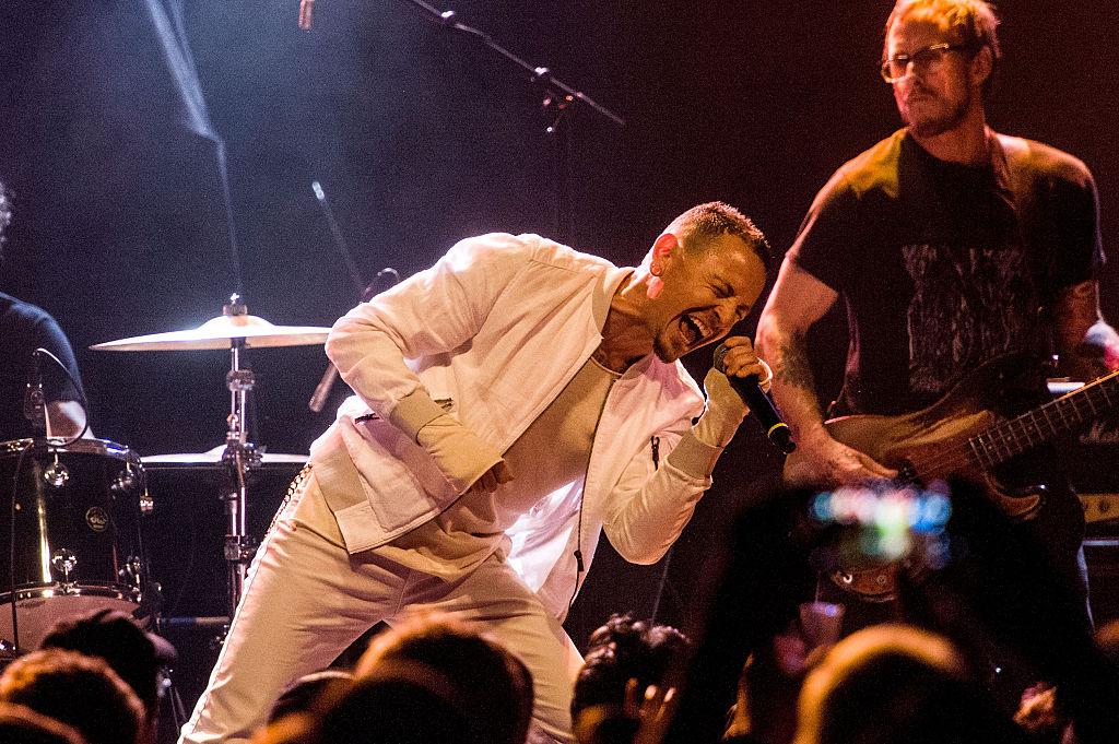 Вокалист группы Linkin Park Честер Беннингтон покончил с собой