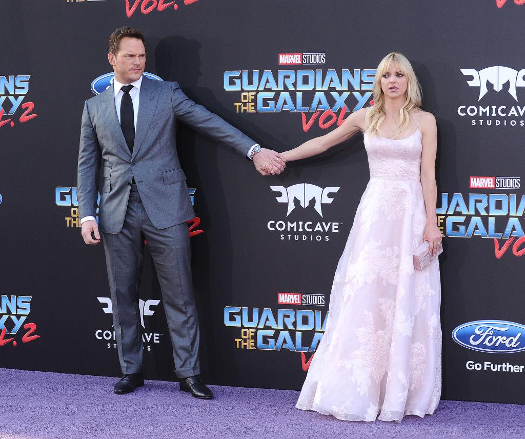 Крис Пратт и Анна Фэрис объявили о разводе