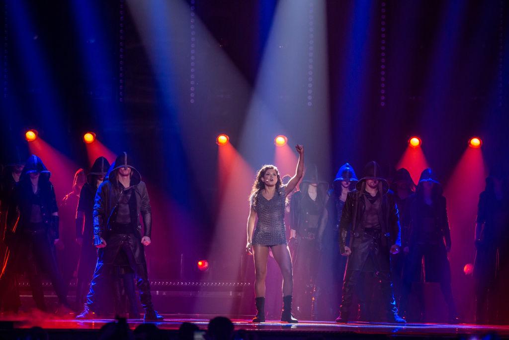 Евровидение 2017: Руслана выступила вфинале конкурса