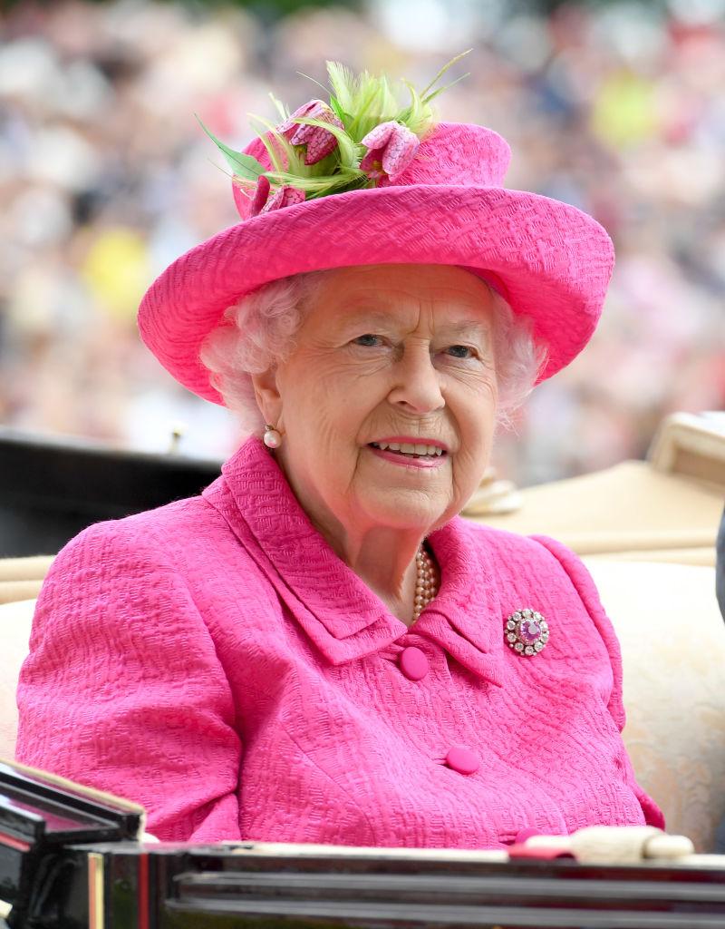 как похудела королева