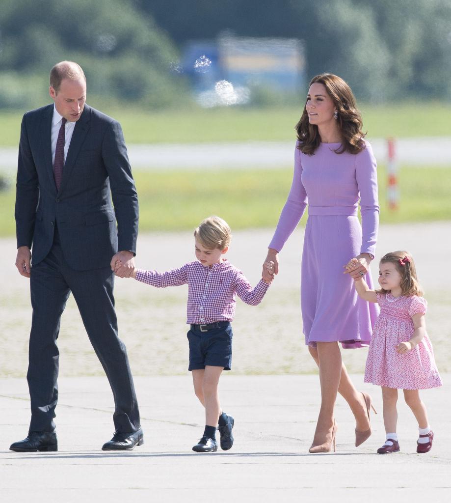 Стало известно, когда родится третий ребенок Кейт Миддлтон и принца Уильяма