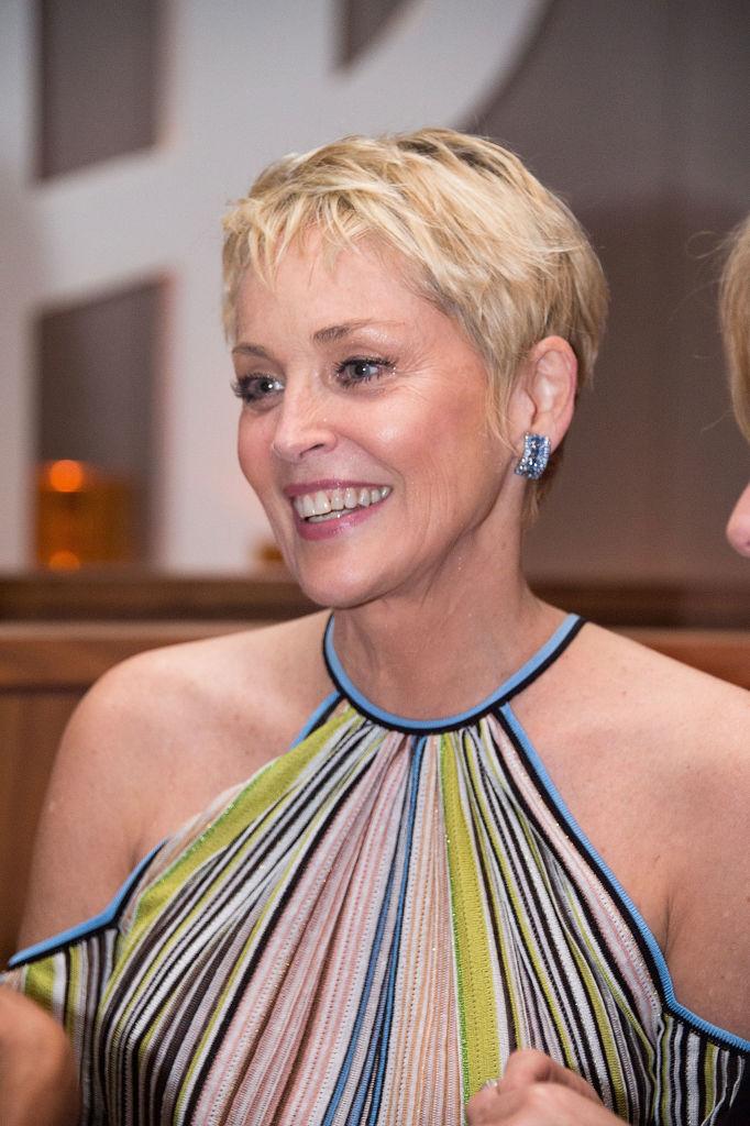 59-летняя Шэрон Стоун восхищает неувядающей красотой