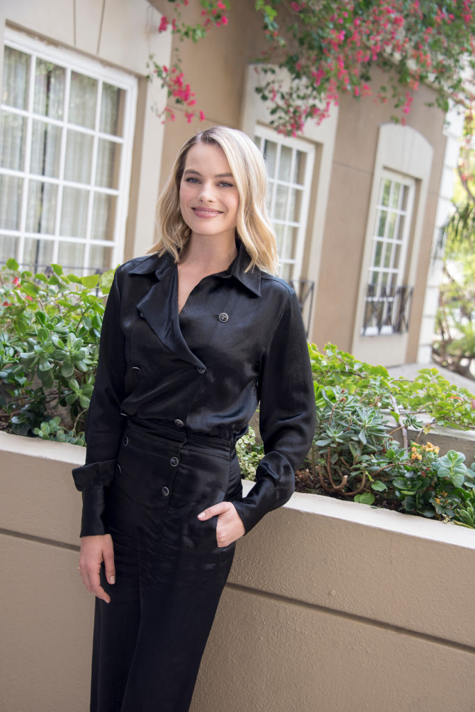 Марго Робби беременна на третьем месяце - СМИ