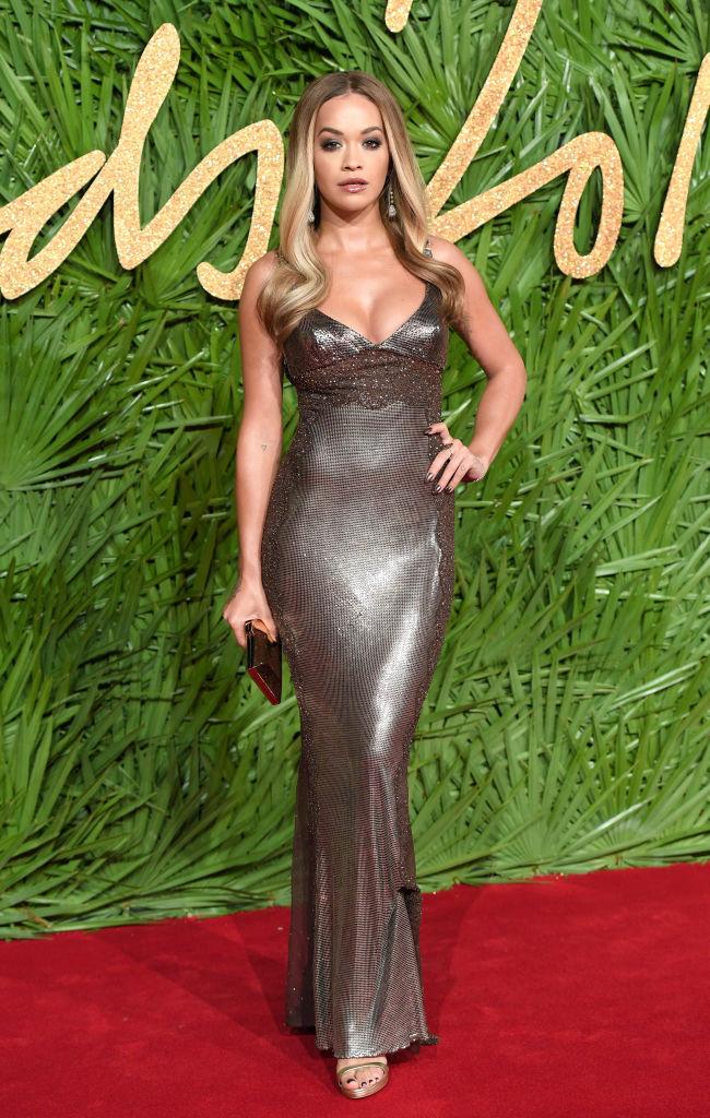 звезды на церемонии The Fashion Awards-2017 в Лондоне