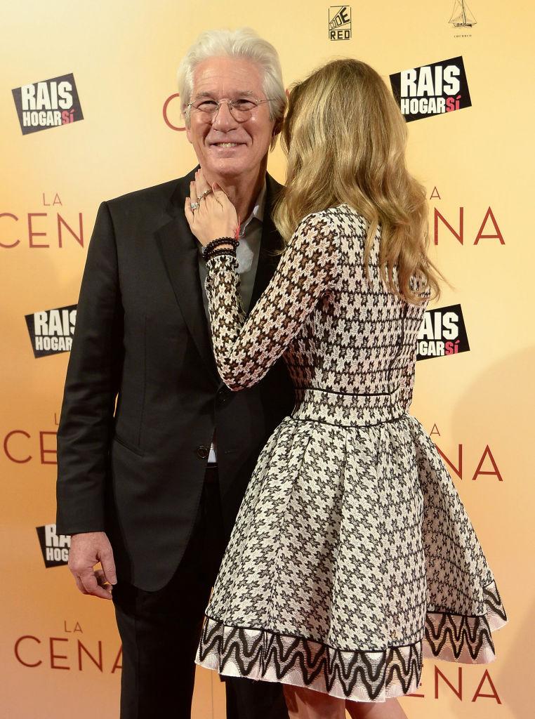 68-летний Ричард Гир женится на молодой возлюбленной