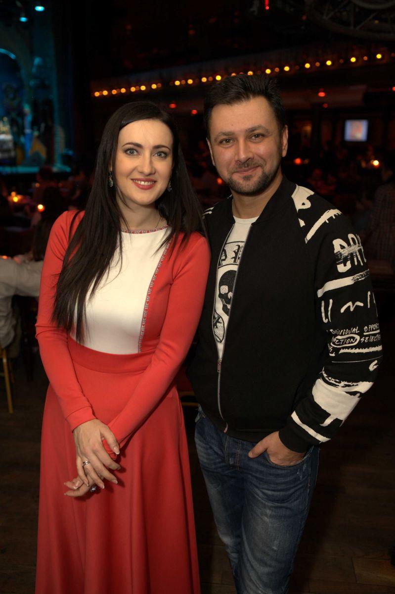 Соломия Витвицкая и Иван Городецкий