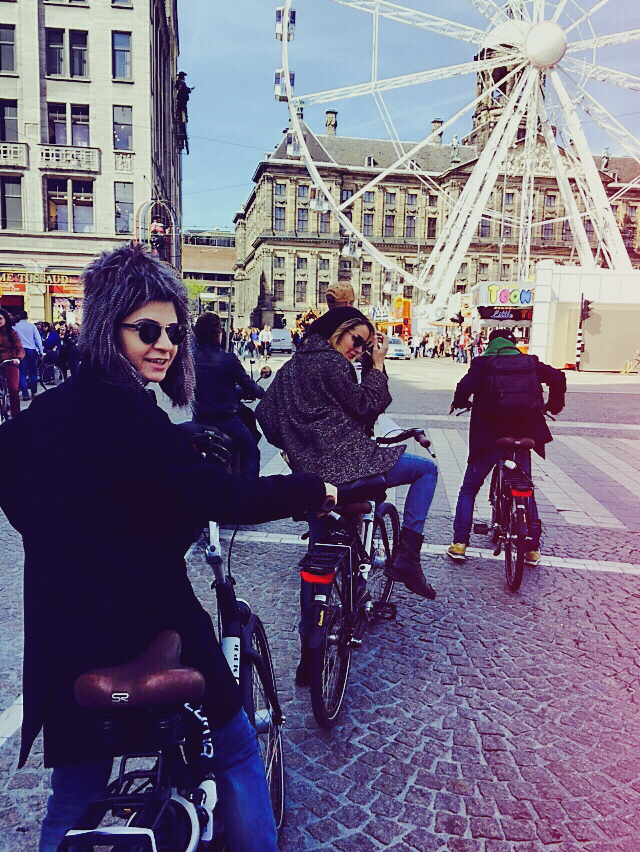 Светлана Лобода в Амстердаме