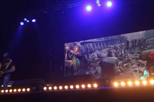 Украинские артисты собрали 200 тысяч гривен на лечение раненых в зоне АТО