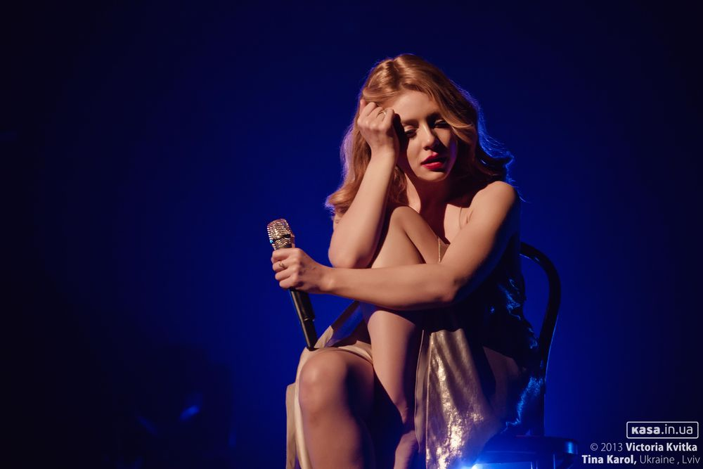 Тина Кароль концерт фото 2013
