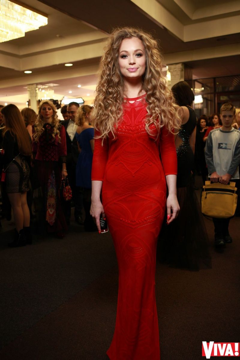 Яна Соломко на церемонии Viva! Самые красивые-2017