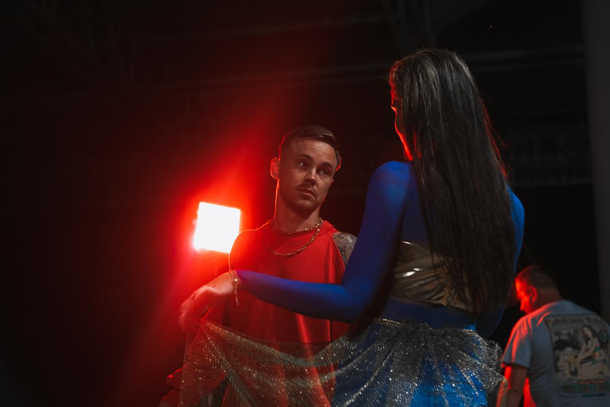 Артем Пивоваров впервые показал свою девушку