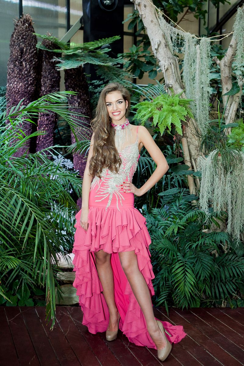 Мисс Украина 2016 Александра Кучеренко