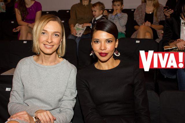 звезды на неделе моды в украине