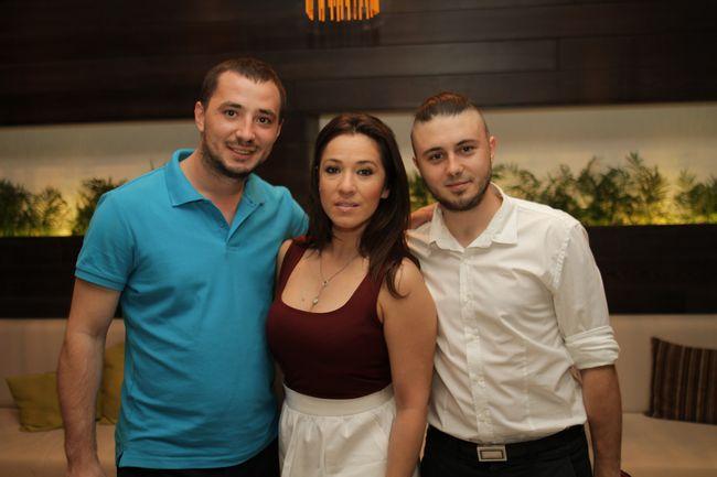 Monatik, Злата Огневич, Real O и другие звезды на открытии летней террасы ресторана Sanpaolo