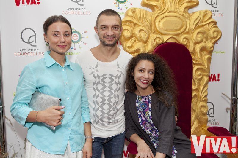 """Украинские звезды и их дети посетили день рождения """"Экспериментаниума"""""""
