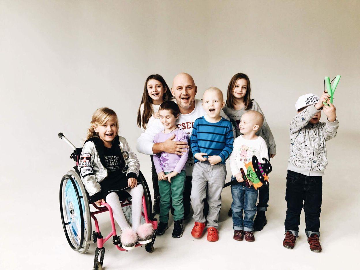Monatik, Потап, Влад Дарвин, Лавика: как звезды помогают детям с инвалидностью