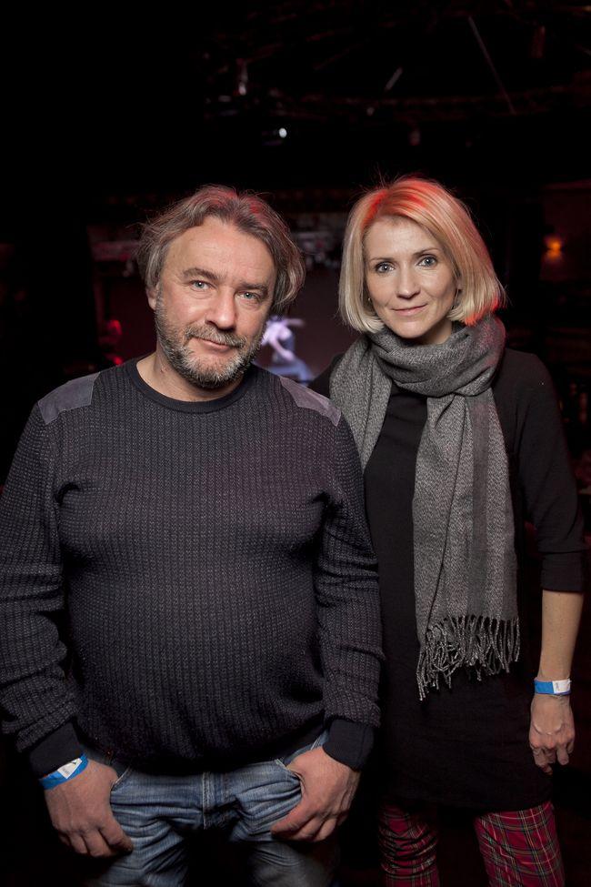 Потап и Настя, Надежда Мейхер и другие на концерте Kiev Tango Project