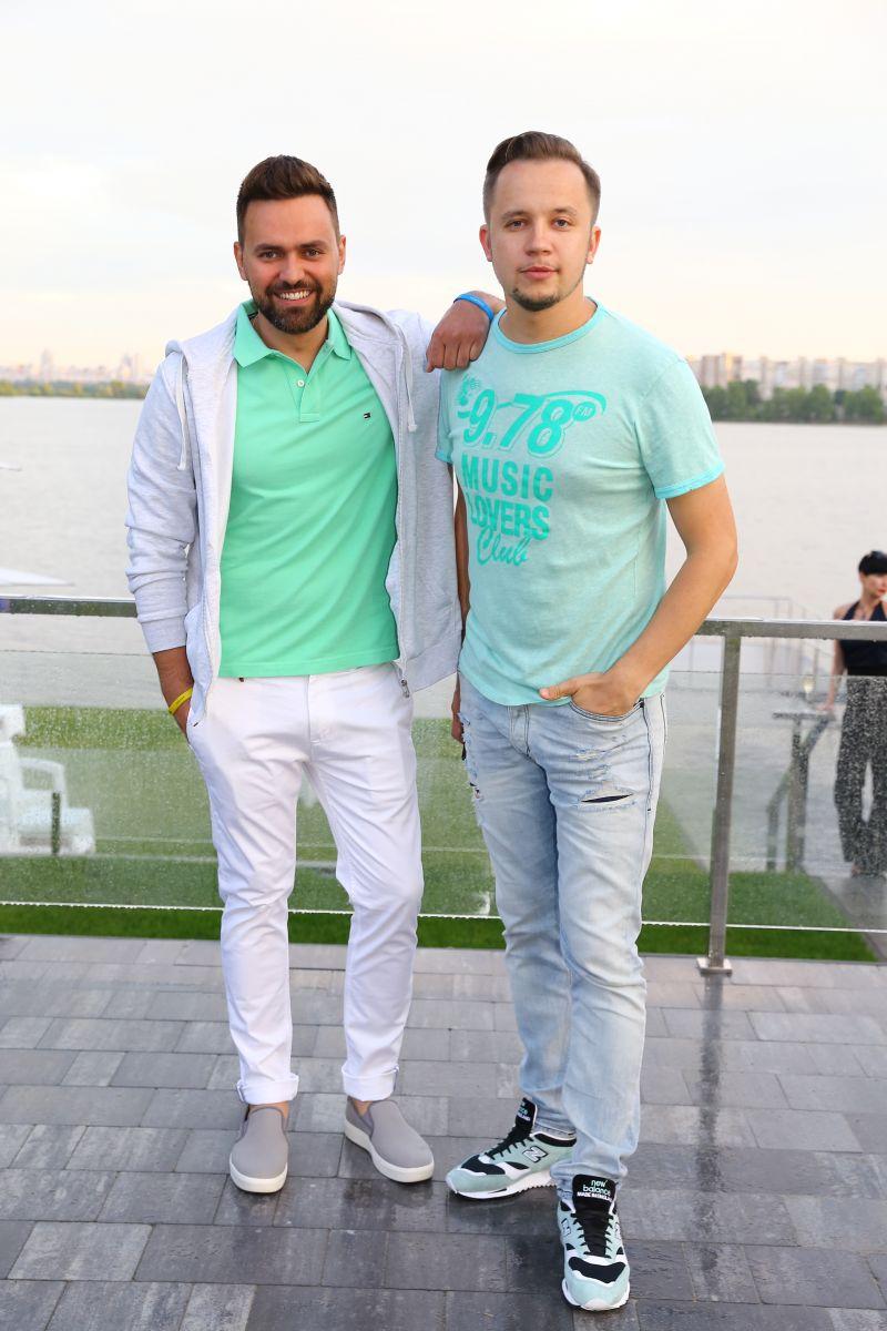 Тимур Мирошниченко и Артем Гагарин