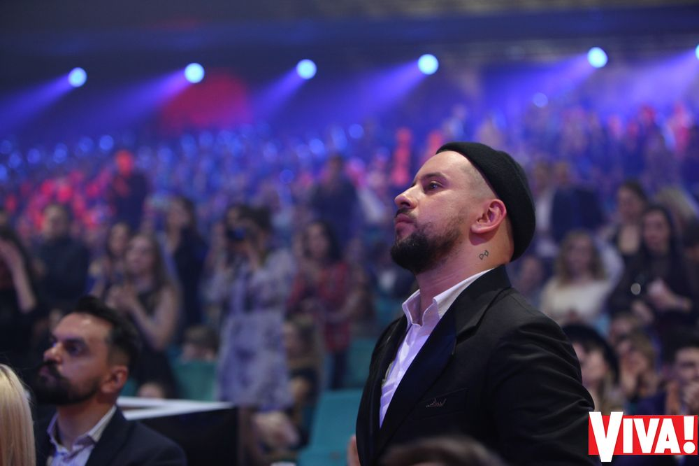 Монатик на церемонии Viva Самые красивые-2017