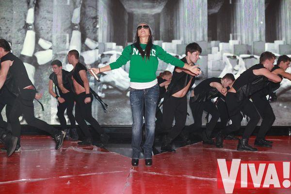 Ани Лорак вива самые красивые 2012