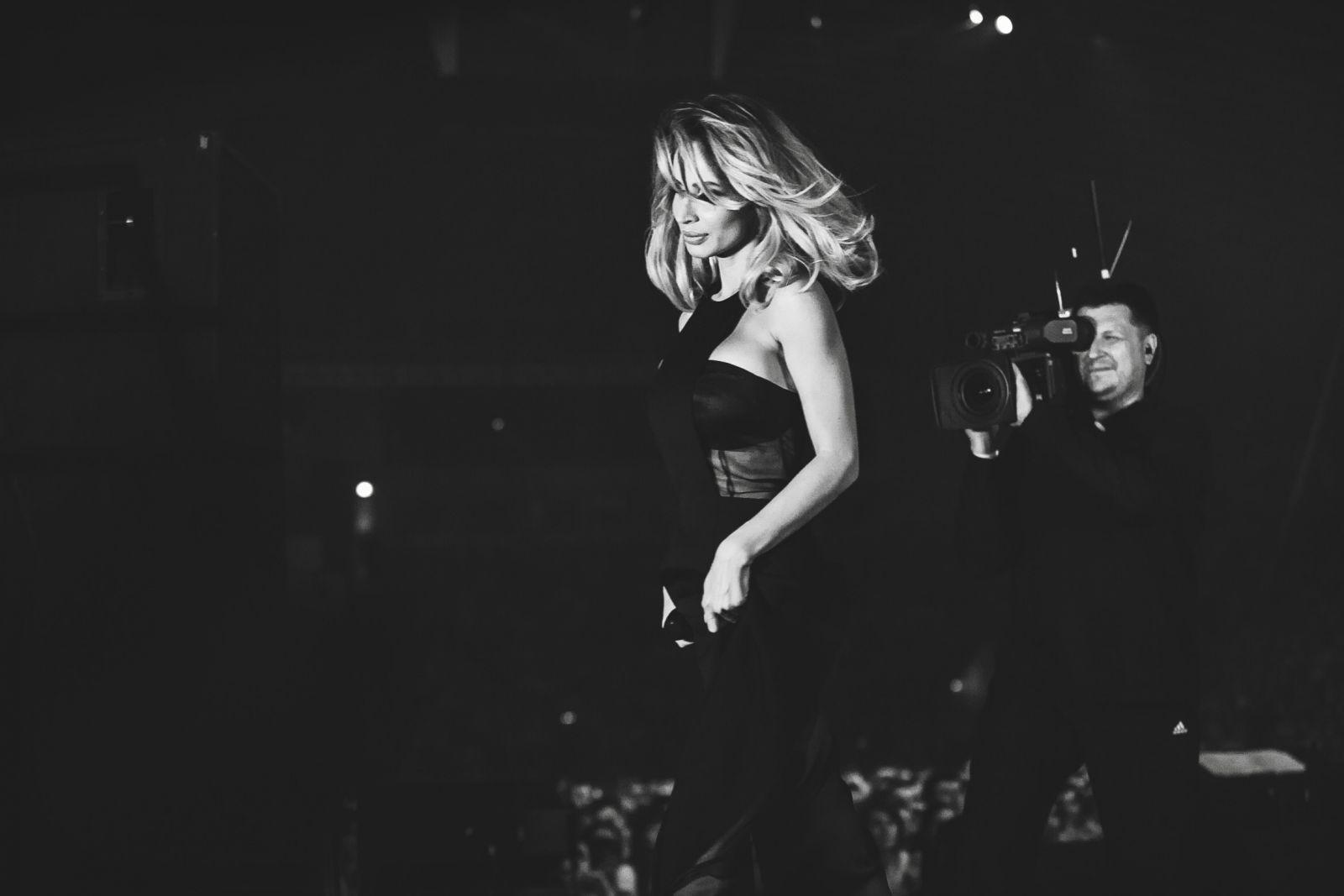 Loboda на концерте памяти Кузьмы Скрябина