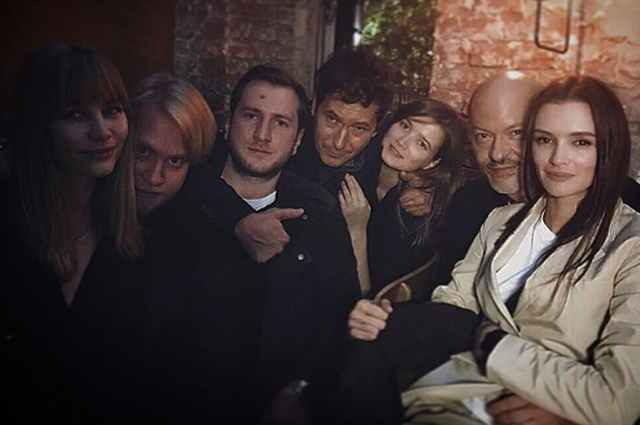 """Пауліна Андрєєва про свій новий коханого Федора Бондарчука: """"Він гідне продовження прізвища"""""""