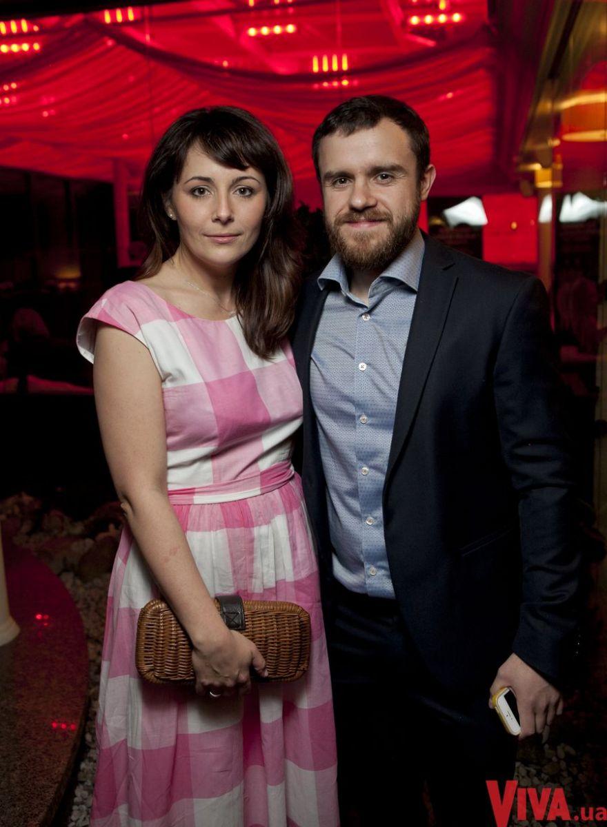 Даша Малахова с новым возлюбленным на вечеринке Viva!