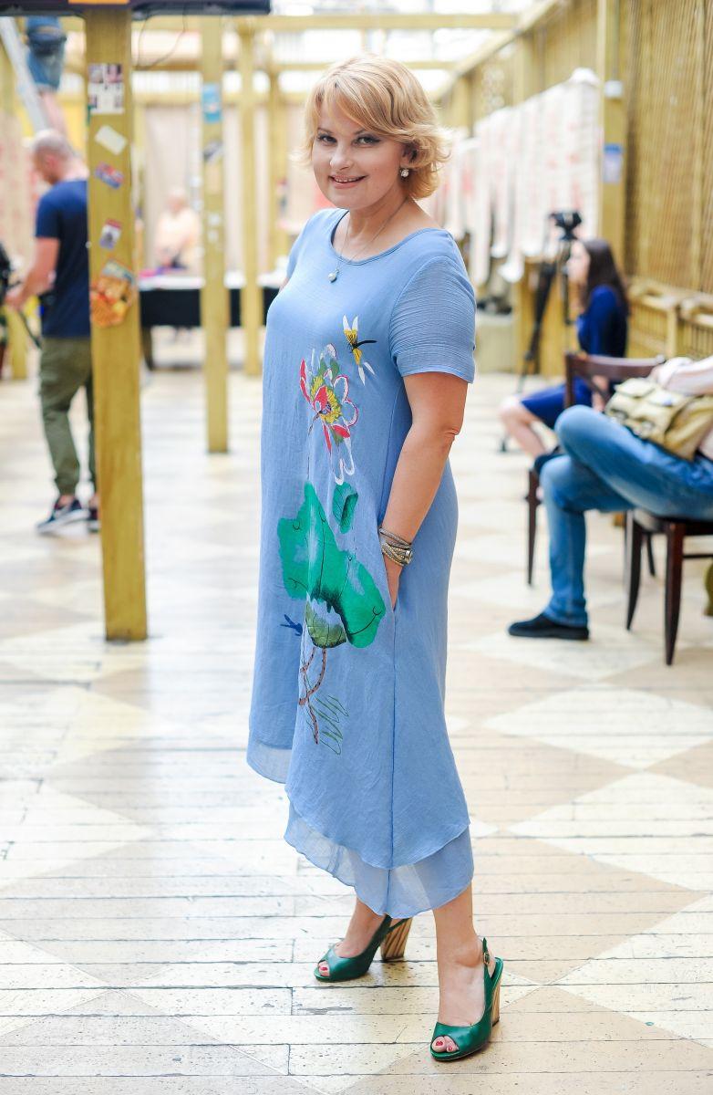 Катя Осадчая, Ириша Блохина, Тоня Матвиенко: звезды на японской выставке в Киеве