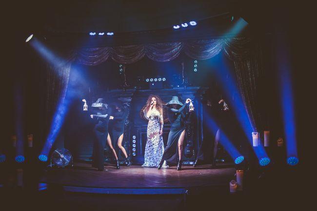 Яна Соломко дала первый сольный концерт в Киеве