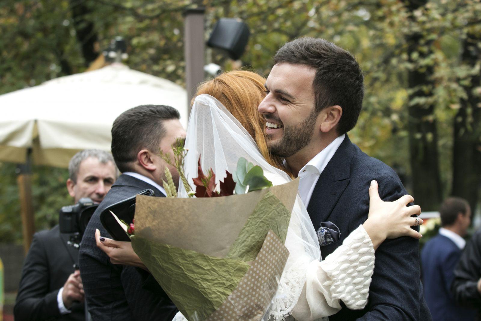 Светлана Тарабарова и ее муж отметили годовщину свадьбы